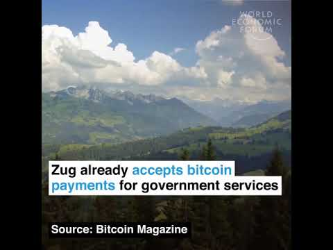 Swiss City is the first in the world To issue blockchain passport