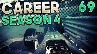 F1 2016 Career Mode Part 69: CRASH AT MONACO
