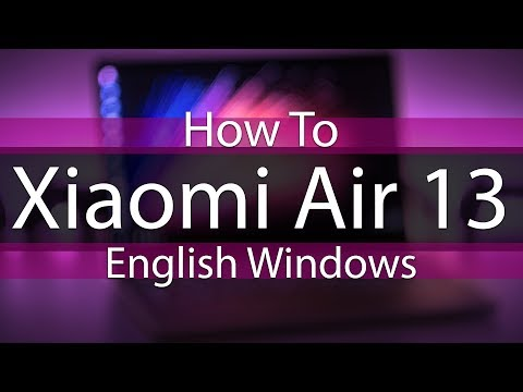 [ How To ] Install English Windows 10 Xiaomi Air 13 [ Easy & Simple ]