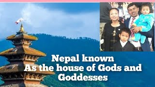 The Famous Temple in Nepal/Acient Temple in Nepal..