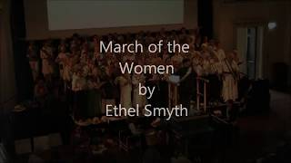 March of the Women - Shout! Songs of Suffrage