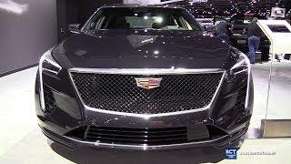 2019 Cadillac CT6 V - Exterior and Interior Walkaround - 2018 LA Auto Show