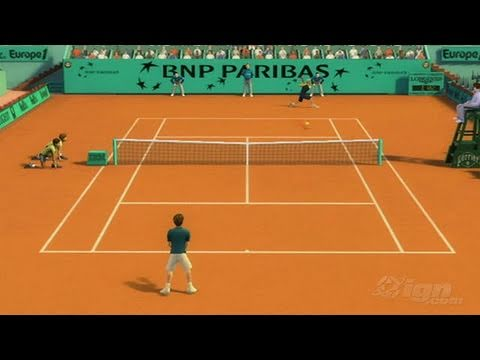 Grand Slam Tennis Video Review - Grand Slam Tennis - Video