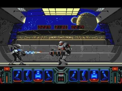 Ecran du jeu Metal Masters sur Atari