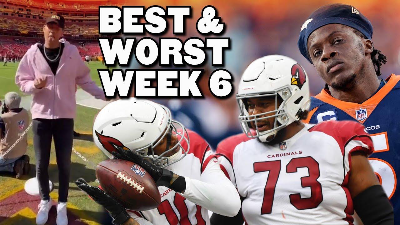 Download NFL Should Ban Jackson Mahomes: Best & Worst Week 6