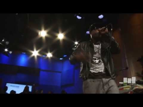 Talib Kweli: Going Hard, Live on Soundcheck  in The Greene Space