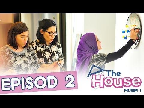 The House Keluarga Maembong - Kena Masak? Tak Pandai Beli Barang?