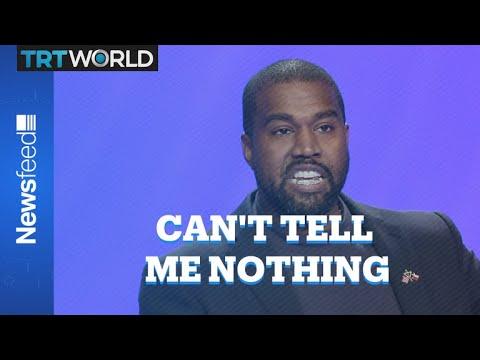 Why Kanye West won't be president
