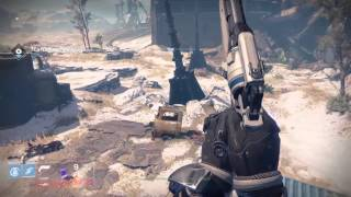 Destiny The Taken King - The Taken War Earth Patrol Quest