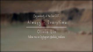 (Descendants of the Sun OST) Always | Everytime - Olivia Lin Guzheng Cover