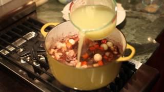 Rustic Venison Stew : Cookin' It Up! Video