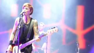 Broilers - Meine Familie (live) in Münster 02.03.2017