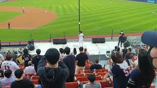 [최신] 두산 양석환 등장곡( 블락비 Jackpot)+응원가