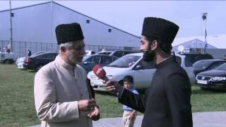 Jalsa Salana UK 2012: Interview With Ataul Mujeeb Rashed, Officer Jalsa Gah (Urdu)