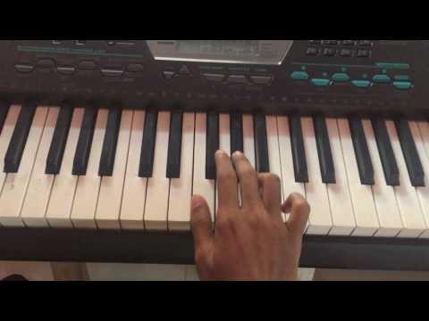 Abhari manto yeshu la piano