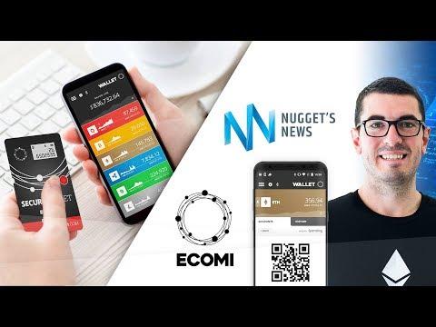 ECOMI Card Wallet - Review, Tutorial & Setup Guide