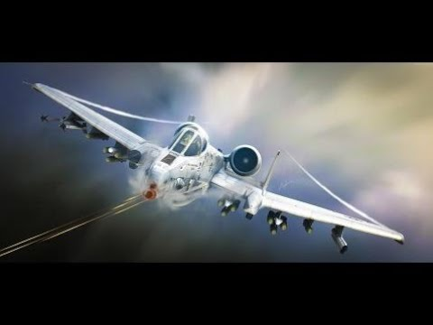 Military Weapon Information SOUTH CHINA SEA - U.S Deployed A-10 Thunderbolt II To Clark Airbase In