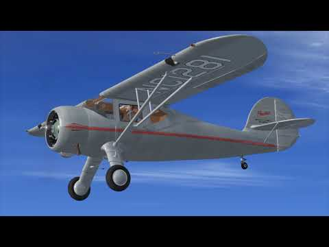 Golden Age Simulations Luscombe Phantom Video