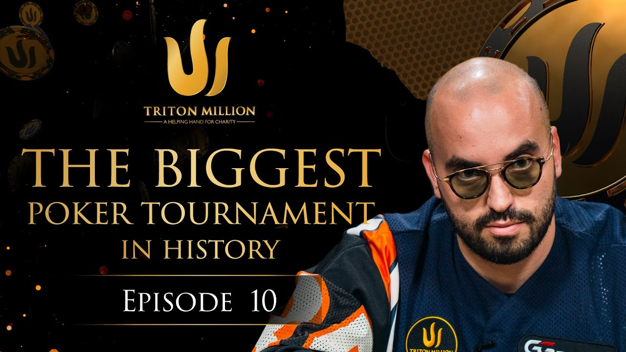 Download Triton Million Ep 10 - A Helping Hand for Charity Poker Tournament