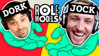 Stereotyping Our Friends, For Fun! (Jackbox: Role Models)