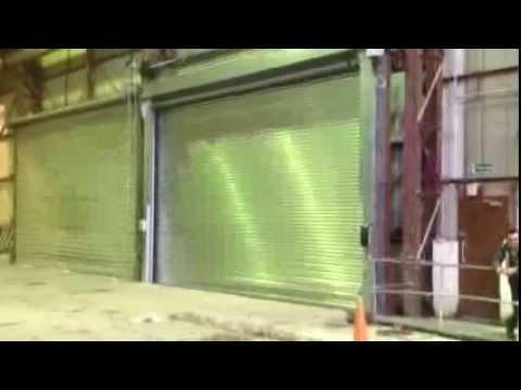 Fast Doors Direct Model EX - Duration 43 seconds. & Fast Doors Direct - YouTube pezcame.com