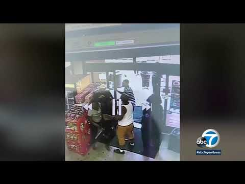 Fight Breaks Out At Texas Store Over Social Distancing