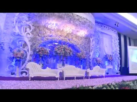 Wedding in Jakarta with Jimmy Jib and Dslr Camera