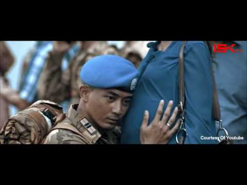 "ISK TV - KODIM 0722 KUDUS NONTON BARENG Film ""Pasukan Garuda, I Leave My Heart In Lebanon"""