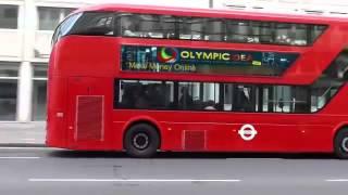 H Olympic πάει Λονδίνο με Λεωφορείο!