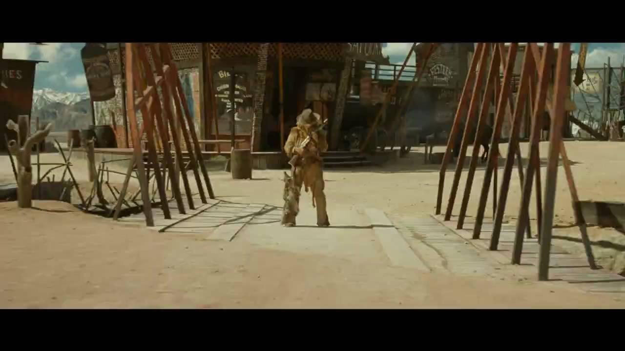 Lucky Luke : la bande annonce officielle du film