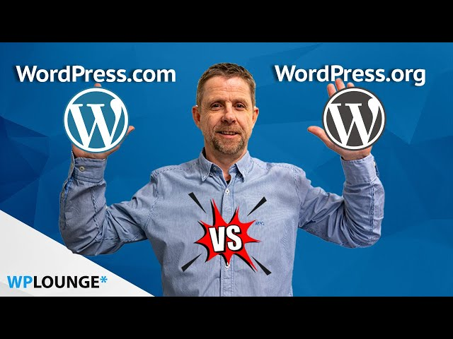 WordPress com VS WordPress org | Welke moet ik kiezen? En hoe stap ik over?