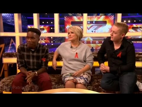 The Xtra Factor UK 2015 Live Shows Week 5 Results Showbiz Panel Full