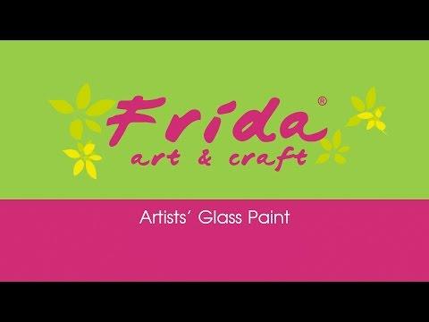 Frida Crystal Effect Glass Paints - Jerry's Artarama