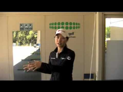 Korean LPGA Star Hee Young Park at Bann Lynch Golf