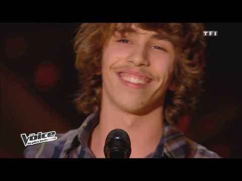 Great Perfomances Of Rock Ballads Singers In The Voice