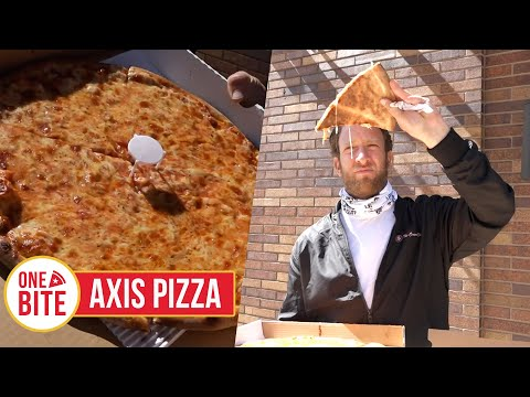 Barstool Pizza Review - Axis Pizza (Philadelphia, PA)