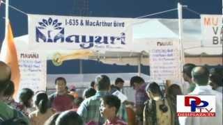 Mayuri Restaurant Booth at Anand Bazar 2012.wmv
