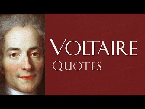 🔴 Voltaire Quotes | Selected Quotes from Voltaire (HD Quality)