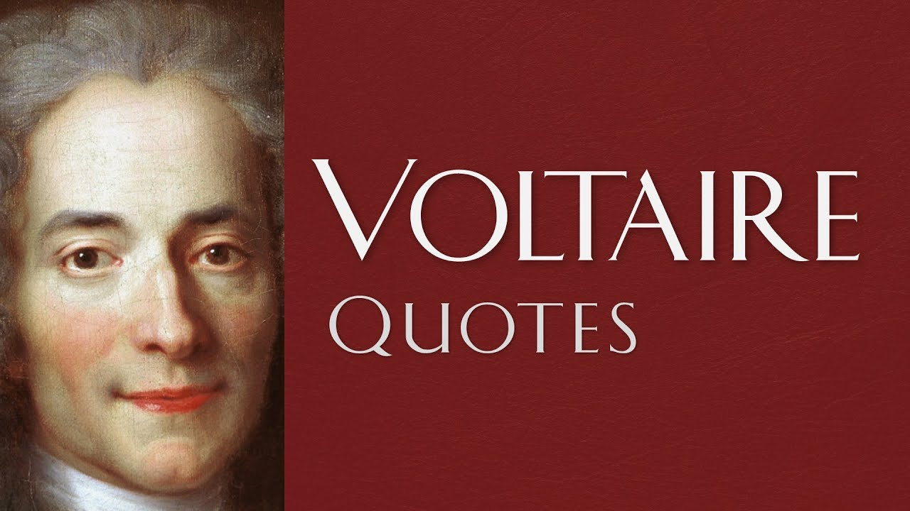 Quotes Voltaire Impressive 🔴 Voltaire Quotes  Selected Quotes From Voltaire Hd Quality