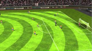 FIFA 14 iPhone/iPad - San Francisco vs. Juventus
