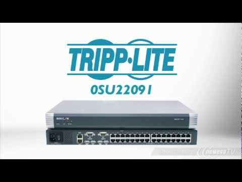 Product Tour: Minicom by Tripp Lite Smart 232 KVM Switch