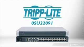 Product Tour: Minicom by Tripp Lite Smart 232 KVM Switch