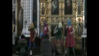 XXC-21. PUSSY RIOT. Как это было...(21 февраля 2012 года. Храм Христа Спасителя. Панк-молебен группы PUSSY RIOT., 2012-07-02T08:46:04.000Z)