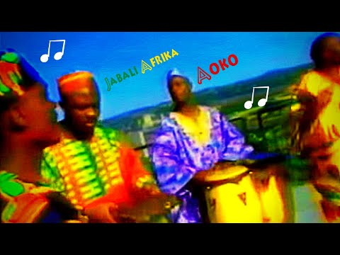 JABALI AFRIKA ORIGINAL OFFICIAL VIDEO