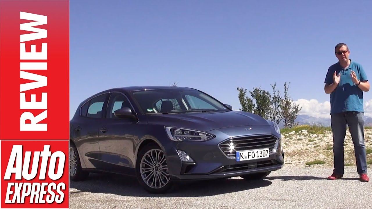 New 2018 Ford Focus Review Good Enough To Beat The Vw Golf And Vauxhall Astra