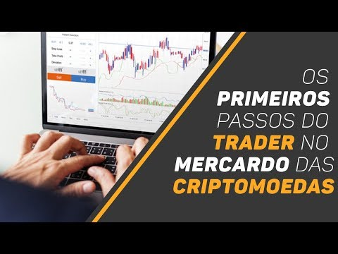 Como iniciar no trading de criptomoedas