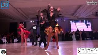 Approach the Bar with DanceBeat! Sponsored by Paragon Open! Manhattan Dance 2017! Pro Latin  Part 1