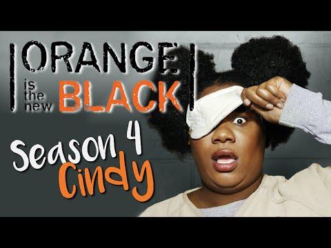 Orange Is The New Black • The best of Cindy (Season 4)