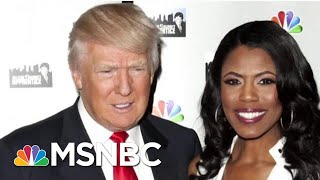 President Donald Trump Campaign Takes Ex-Aide Omarosa Manigault To Court | Velshi & Ruhle | MSNBC
