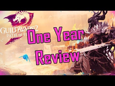 Guild Wars 2 - Path of Fire's One Year Review! l Gameplay & Discussion l thumbnail